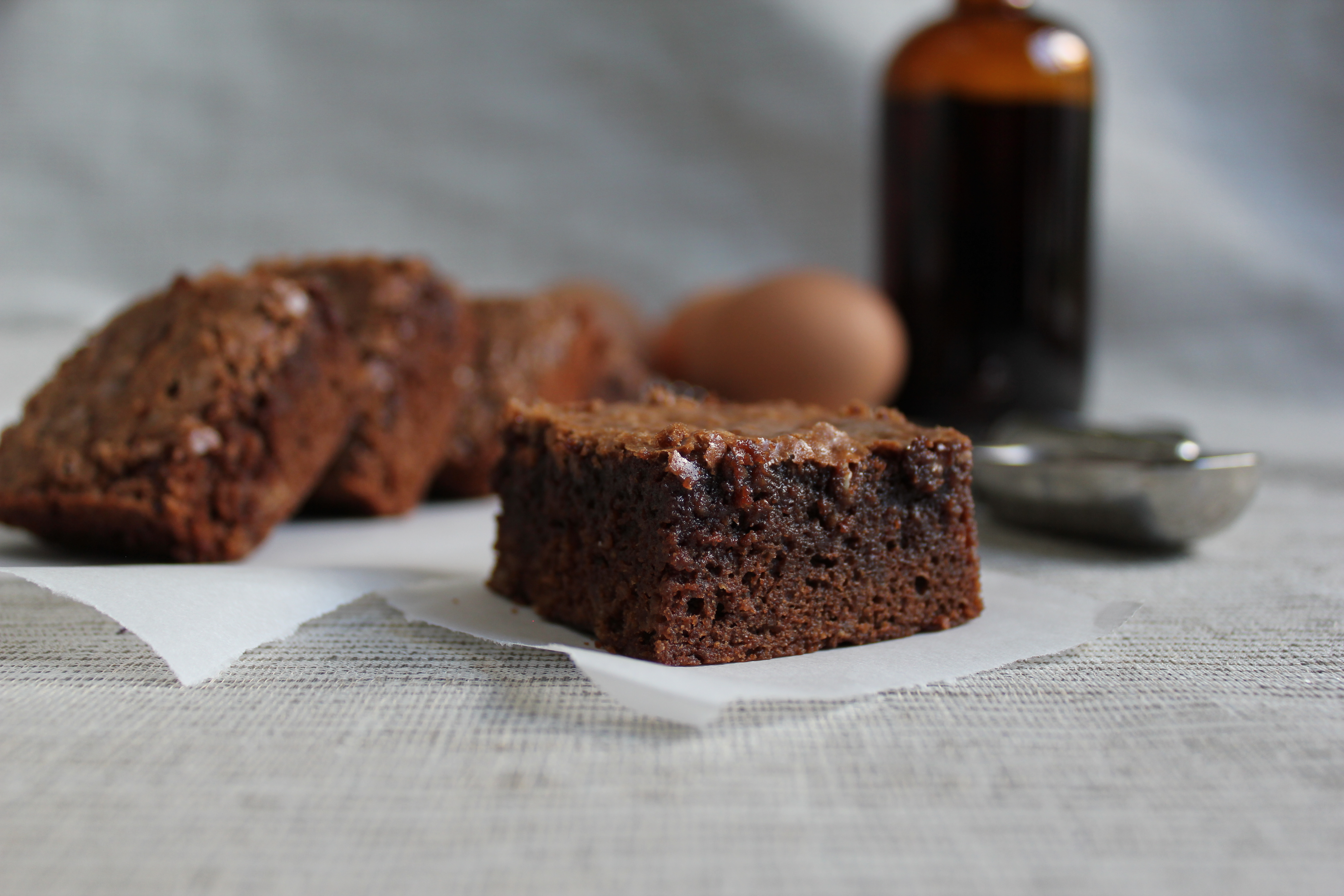 Easy, Simple Brownies