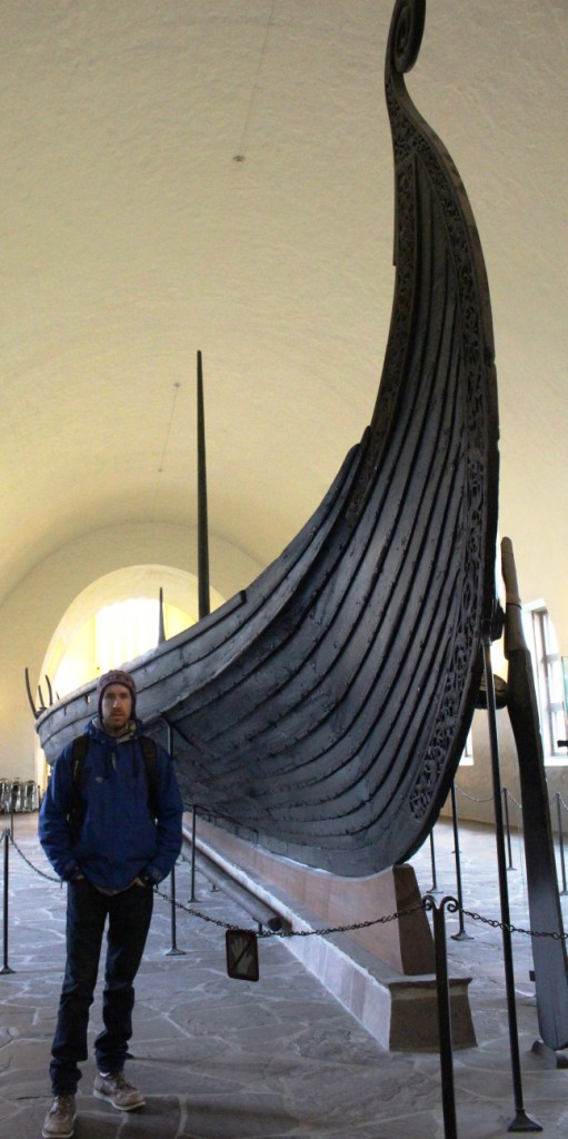 Vikingskipshuset/Viking Ship Museum in Bygdøy, Oslo