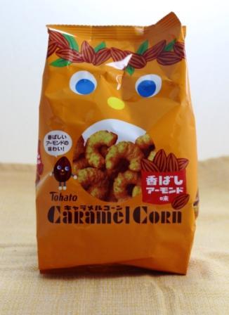 Tohato Almond Caramel Corn